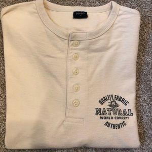 Guru Collar Shirt Eco Cotton New